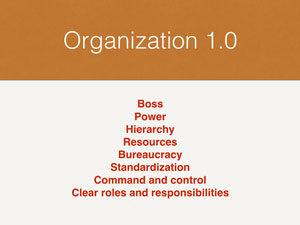 organization 1.0