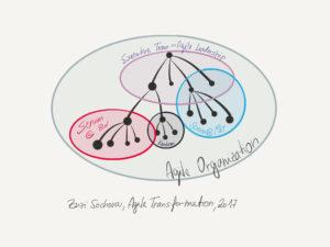 Agile Transformation bubbles
