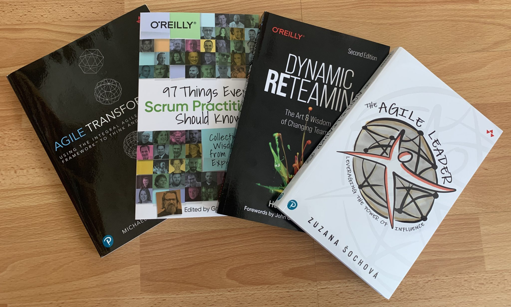Top 5 Books You Have To Read Building Agile Organization